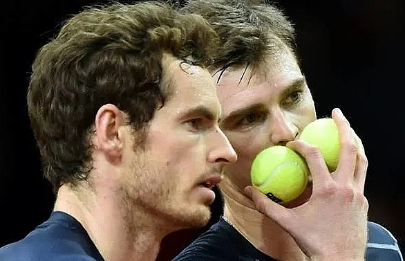 andy murray to team up with brother jamie at washington open