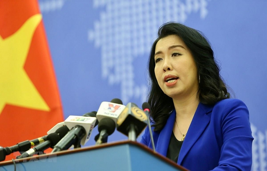 vietnam consistently protects sovereignty in east sea spokeswoman
