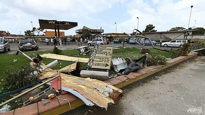 storms claim three lives in italy