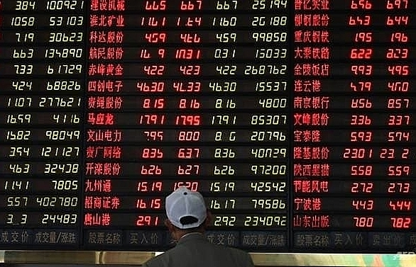 asia markets down as us china trade talks loom