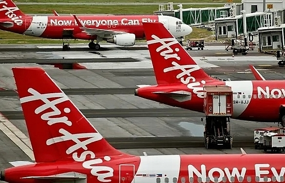 airasia to remove processing fee for credit card online banking payments