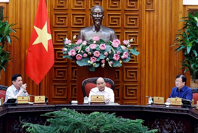 pm asks for quality trung luong my thuan expressway