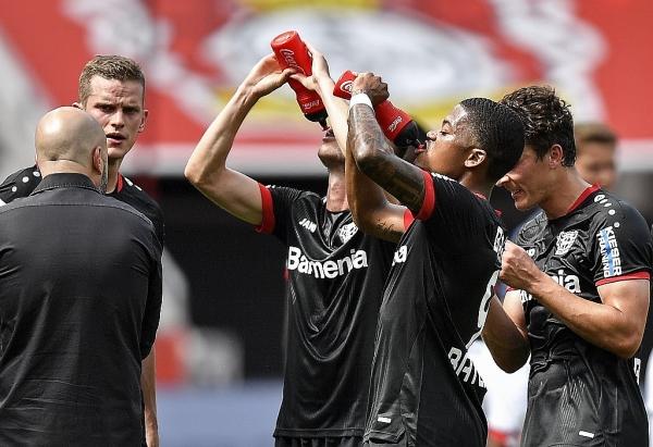 quite sad bayern leverkusen lament absent fans for german cup final