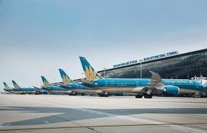 reopening of intl flights considered