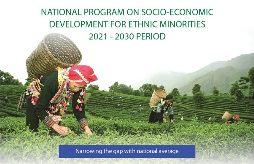 national program on socio economic development for ethnic minorities 2021 2030 period infographics