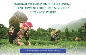 national program on socio economic development for ethnic minorities 2021 2030 period infographics