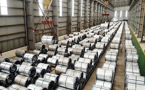 industrial production gradually rebounding gso