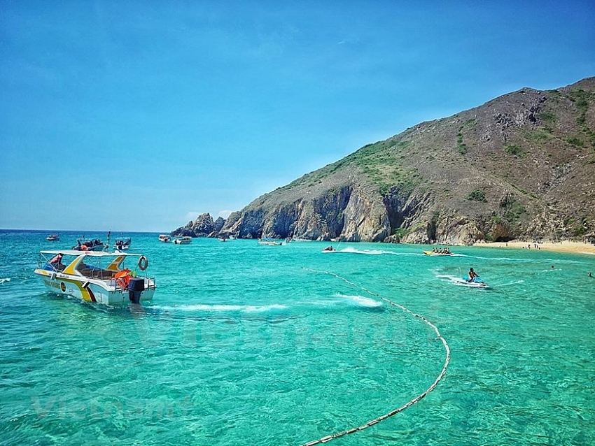 ky co beach maldives of vietnam