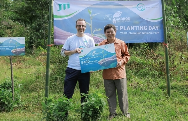 jti vietnam aims at net zero carbon emissions