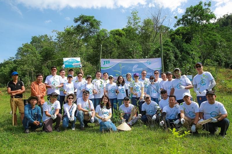 jti vietnam aims at net zero carbon emissions