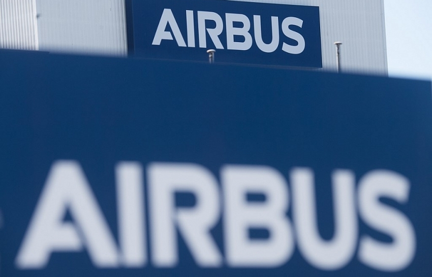 airbus deliveries down 50 pct in first half of 2020