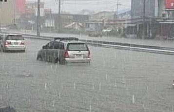 northern thailand hit by flash floods