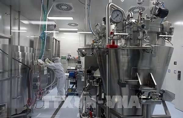 russian firms urged to set up pharmaceutical ventures in vietnam meeting