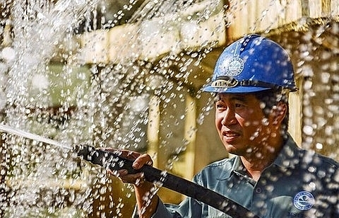 water sector draws investment
