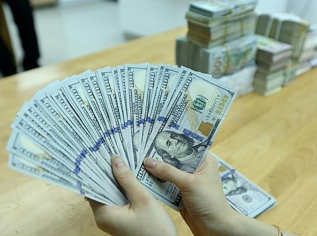 reference exchange rate up 4 vnd on july 13
