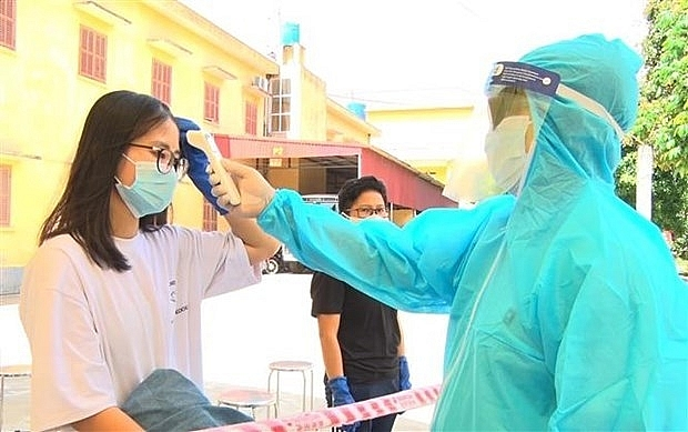 vietnam reports no covid 19 infections in community for three months