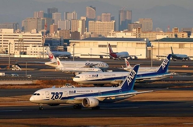 all nippon airways to resume tokyo hcm city route in august