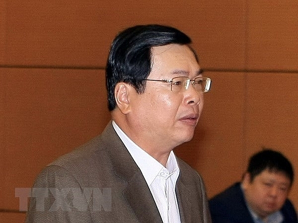 investigation of former industry trade minister concludes