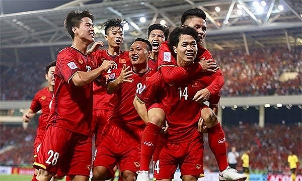 vietnam still lead southeast asias football rankings