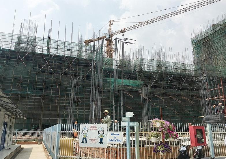 improving efficiencies of using energy in high rise buildings