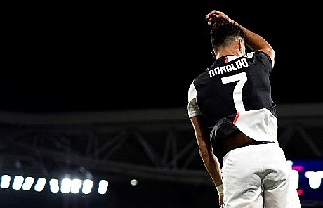 ronaldo wants to conquer the world