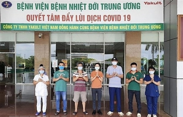 no new community transmissions of covid 19 for 99 straight days in vietnam