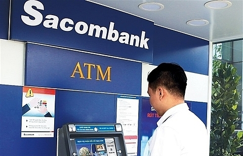 organisations rush to sell sacombank shares to retrieve debts