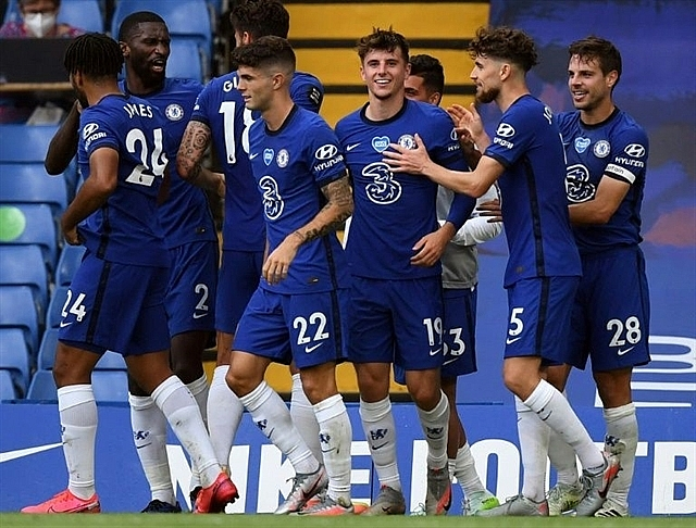 man utd chelsea seal top four spots as watford bournemouth relegated