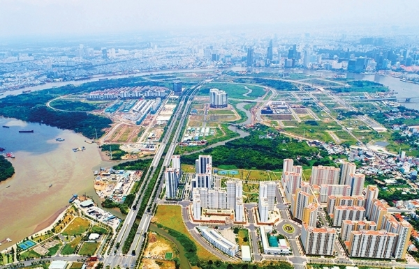 go ahead given for lotte eco smart city