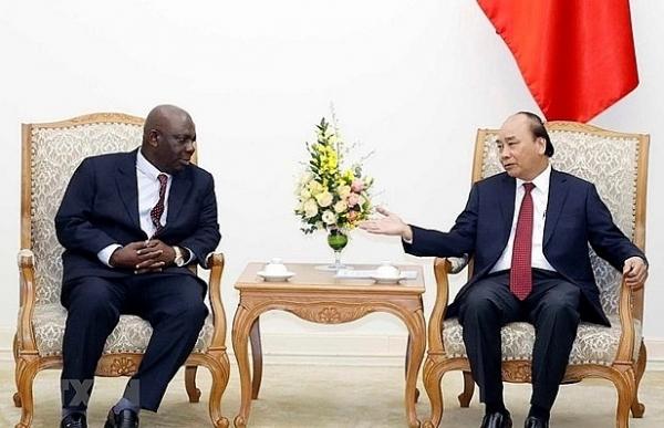 prime minister urges vietnam nigeria to promote economic trade ties