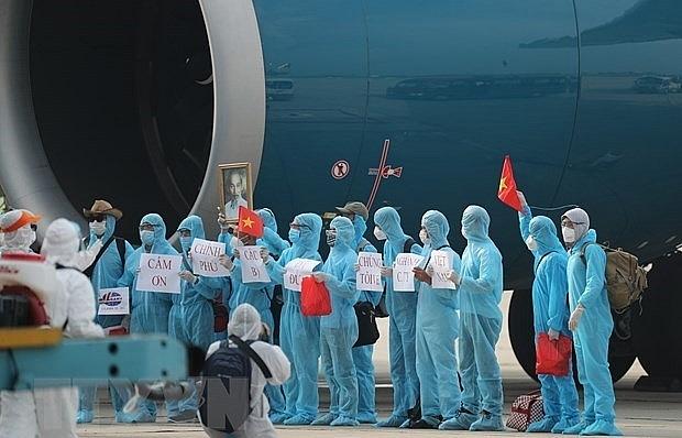 219 vietnamese citizens brought home from equatorial guinea