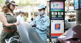 high petrol price outcry