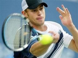 roddick gets untracked at carolina tennis
