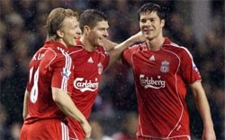 liverpool show class to sweep past exeter