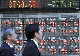 asian markets jump after wall street rally