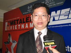 October's Metalex Vietnam to show innovations, Titan the robot