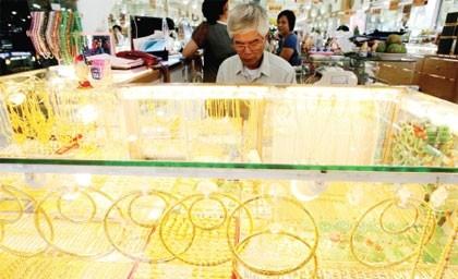 taking sense amid gold frenzy