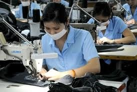 garment firms snug amid surrounding crisis