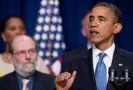 us economy creates 163000 jobs shielding obama