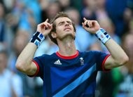 murray eyes gold and revenge in federer rematch