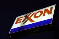 An oil spill has been detected along the coast of southern Nigeria near operations for US giant ExxonMobil, the company said Monday, but the cause and size of the leak remained unclear. (AFP Photo/Karen Bleier)