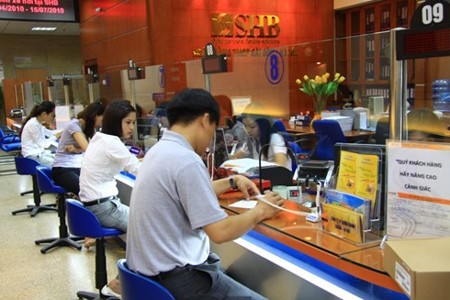 fifth vietnamese bank branch in laos