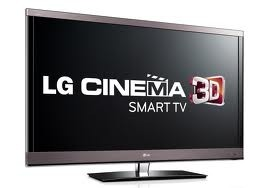 lg cinema 3d smart tvs take leadership in 3d tv market