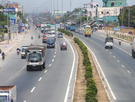 mega highways face different paths