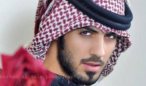 Best looking arab man
