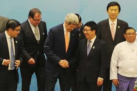 Vietnam vows to help achieve ASEAN vision