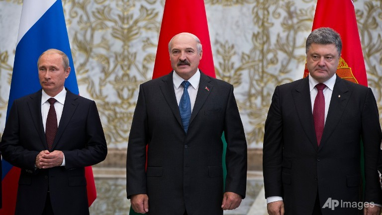 Russia, Ukraine talks end without major breakthrough