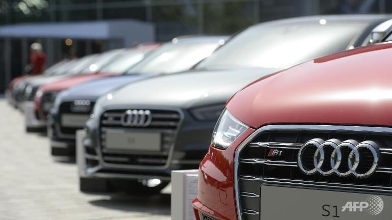Audi recalls 70,000 cars over braking system problem