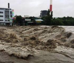 28 deaths, missing by heavy rains, flood