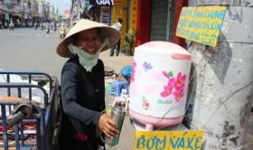 Popular charity act in Saigon dealt a blow in Hanoi